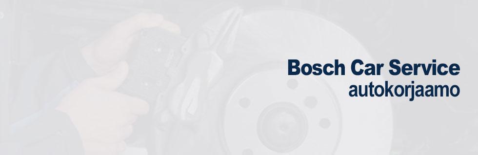 Bosch Car Service Kyröskoski
